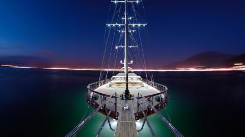 BLUR CRUISE YATCH NIGHT